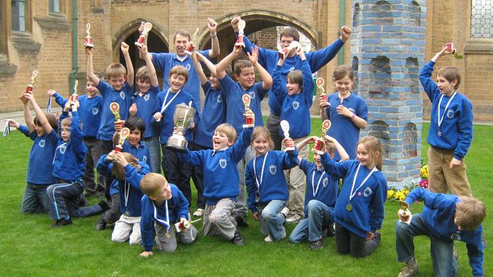 Sussex Junior Chess Epsca U9 Championships 2010 2011